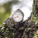 Bernhardt Binnacle GMT ll Automatic // BINNGMTWHT