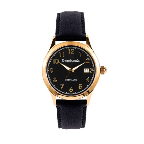 Bernhardt Captain's Watch Automatic // CPTNGLD