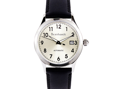 Photo of Bernhardt Proven Timepieces Bernhardt Captain's Watch Automatic // CPTNSLV by Touch Of Modern