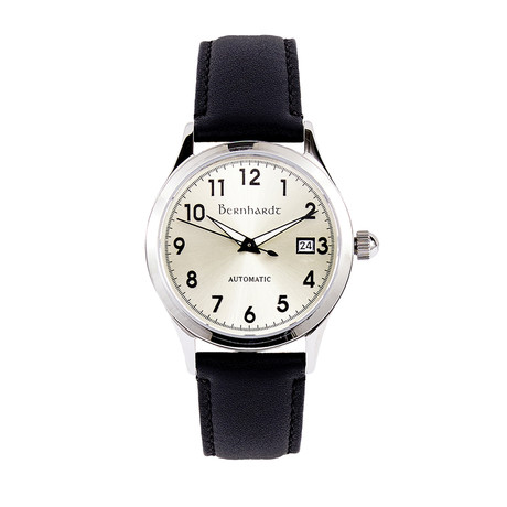 Bernhardt Captain's Watch Automatic // CPTNSLV