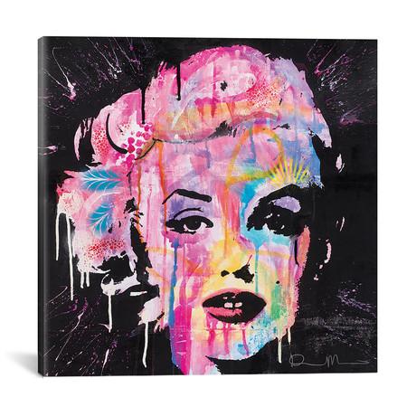 """Marilyn Monroe // Dean Russo (18""""W x 18""""H x 0.75""""D)"""