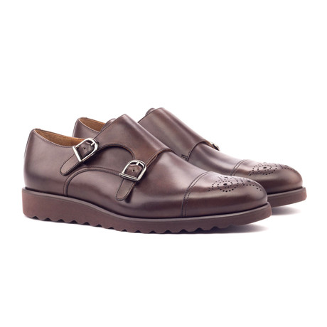 Double Monk // Dark Brown (US: 6)