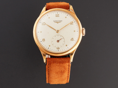 Photo of Outstanding Timepieces Noteworthy Luxury Watches Longines Vintage Manual Wind // Pre-Owned by Touch Of Modern