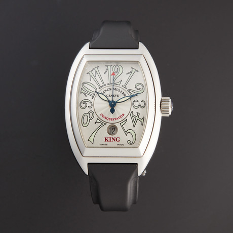 Franck Muller King Conquistador Automatic // 8001 SC KING ACE // Pre-Owned