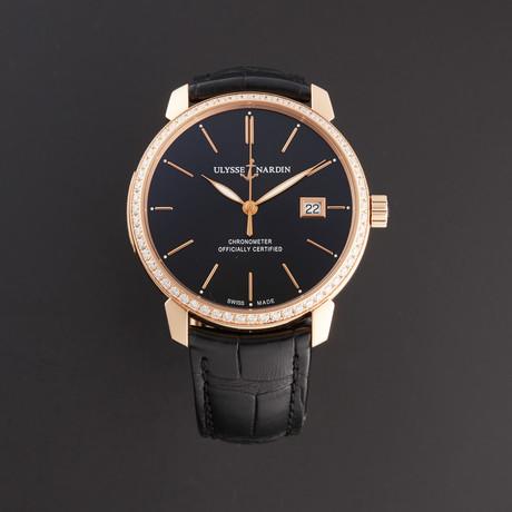 Ulysse Nardin Classico Automatic // 8156-111B // Store Display