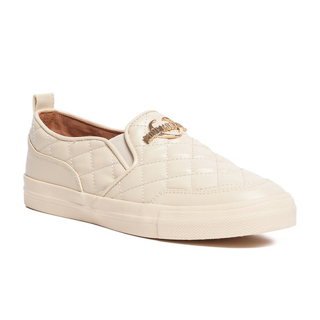 Leather Quilted Slip-On Sneaker // Avor (IT: 35)