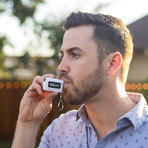 BACtrack C6 Keychain Breathalyzer
