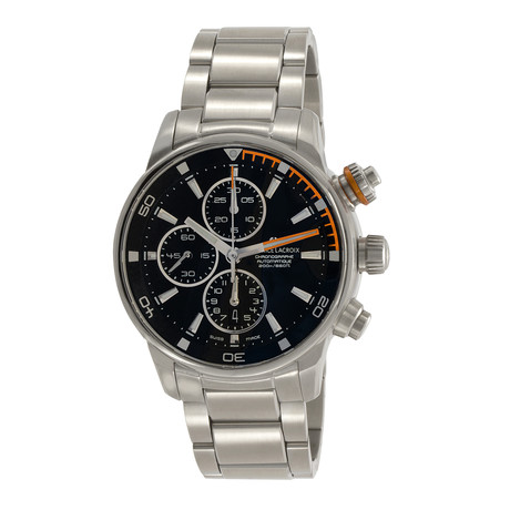 Maurice Lacroix Pontos S Chronograph Automatic // PT6008-SS002-332 // New