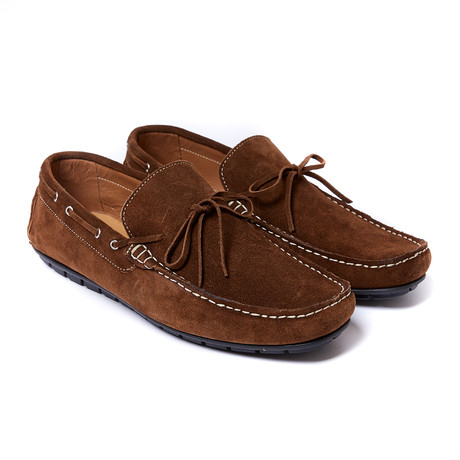 Laces Moccasin // Brown (Euro: 43)