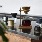 Brewer Stand Deluxe Set