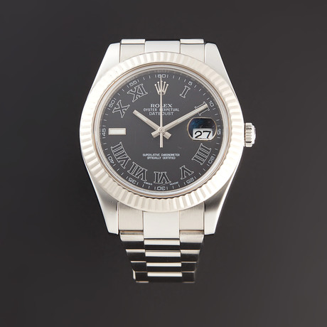 Rolex Datejust 41 Automatic // 116334 // V Serial // Pre-Owned