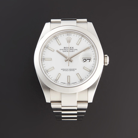 Rolex Datejust 41 Automatic // 126300 // Random Serial // Pre-Owned