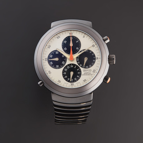 Ikepod Hemipode Chronograph Automatic // Store Display