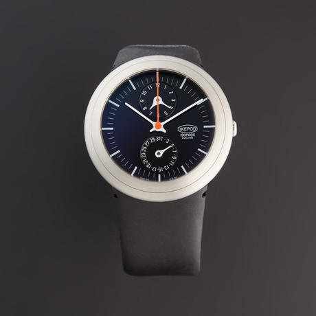 Ikepod Isopode Dual Time Automatic // 8W.ISD01 // Store Display
