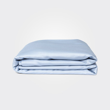 Duvet Cover // Powder Blue (Twin)
