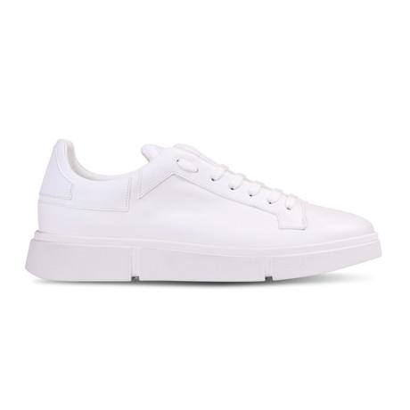 Dalton Sneaker // White + White (Euro: 40)