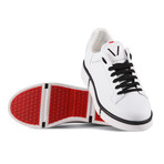 Grant Sneaker // White + Black (Euro: 41)