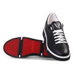 Jaeden Sneaker // Black + Black (Euro: 43)