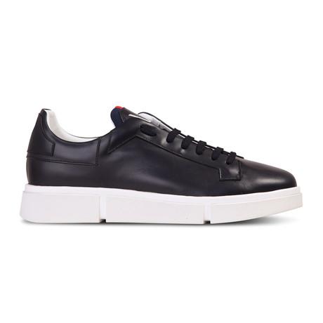 Walter Sneaker // Navy + White (Euro: 40)