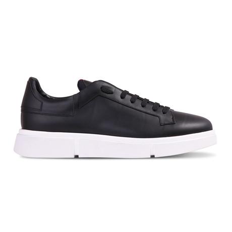 Anton Sneaker // Black + White (Euro: 40)