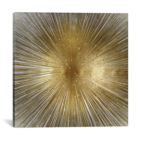 """Radiant // Abby Young (18""""W x 18""""H x 0.75""""D)"""