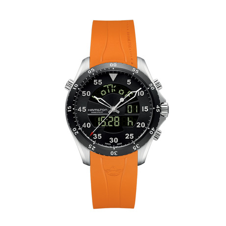 Hamilton Khaki Flight Timer Quartz // H64554431