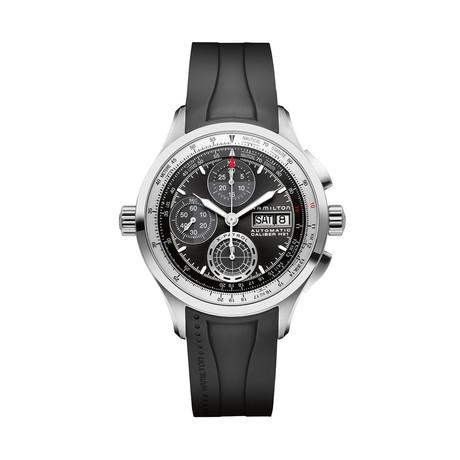 Hamilton Khaki X-Patrol Chronograph Automatic // H76556331