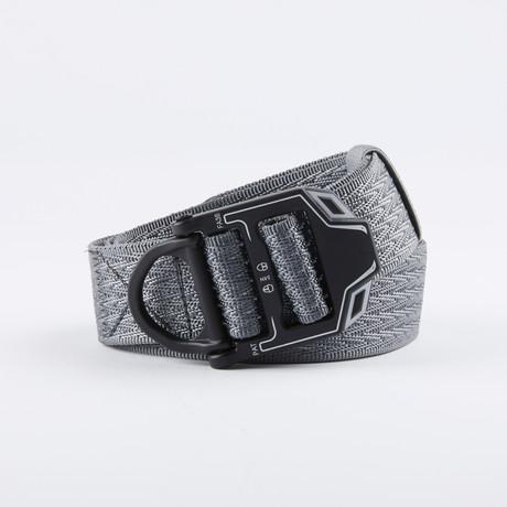 Chevaux Utility Belt // Grey