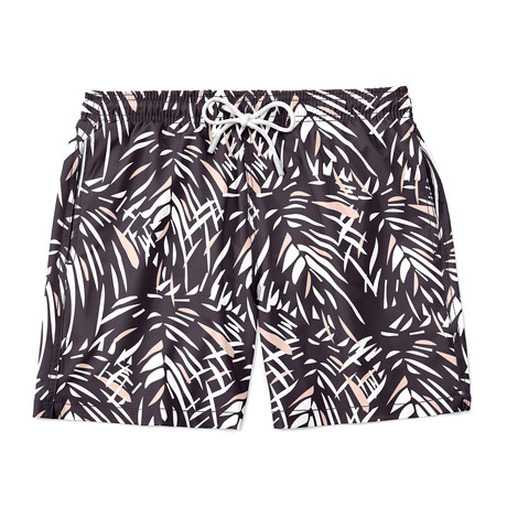 Jungle Swim Trunk // Black (S)