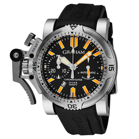Graham Chronofighter Diver Automatic // 2OVES.B02B