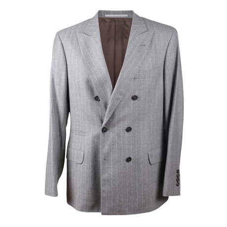 Asher Blazer // Light Gray (Euro: 46)