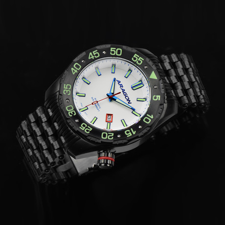 Aragon Sea Charger Automatic // A084WHT