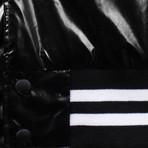 RTA // Metallica Zip-Up Bomber Jacket // Black (XS)