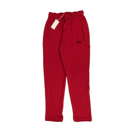 424 // Alias Sweatpants // Red (XS)