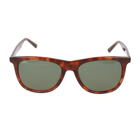 Men's TO0178 Sunglasses // Havana