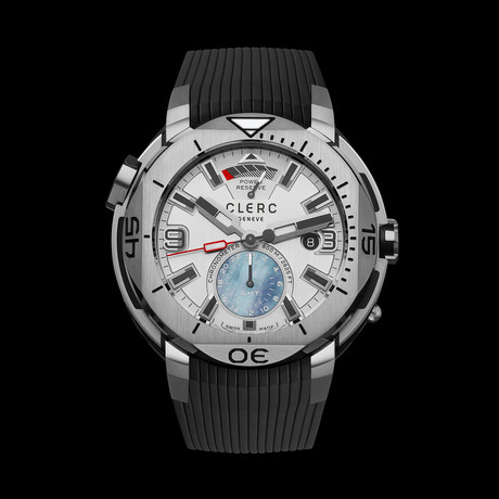 Clerc Hydroscaph GMT Automatic // GMT-1.1.1 // Store Display