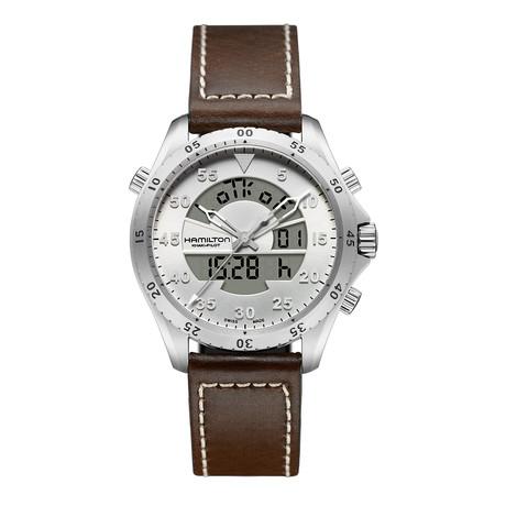 Hamilton Khaki Flight Timer Automatic // H64514551