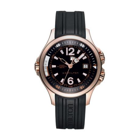 Hamilton Khaki GMT Automatic // H77545735