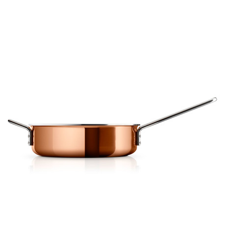 Copper Saute Pan