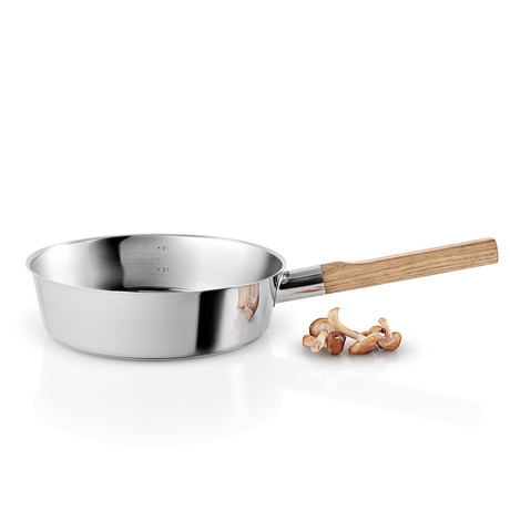 Nordic Kitchen Stainless Steel Saute Pan