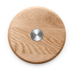 Nordic Kitchen Magnetic Trivet // Brown