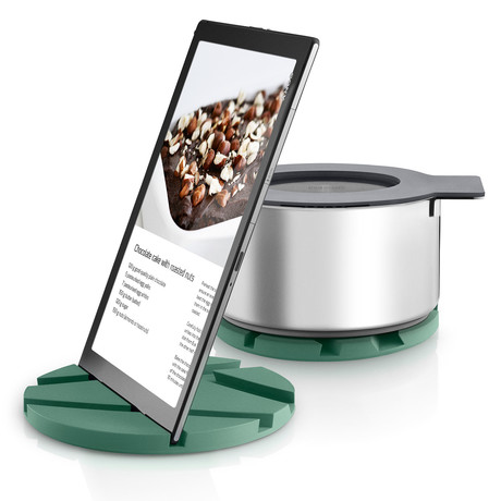 SmartMat Trivet + Tablet Stand (Moonlight Blue)