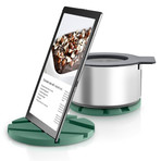 SmartMat Trivet + Tablet Stand (Moonlight Blue)