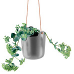 Hanging Self Watering Pot (Nordic Gray)