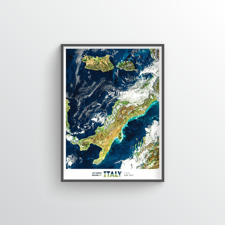 """Italy (18""""W x 24""""H)"""