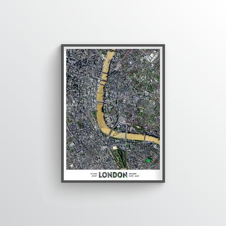 """London (18""""W x 24""""H)"""