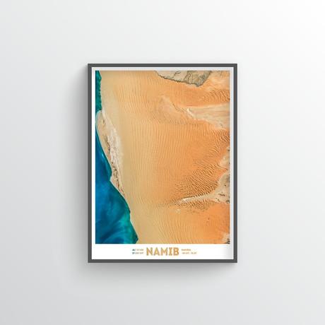 "Namib Desert (18""W x 24""H)"