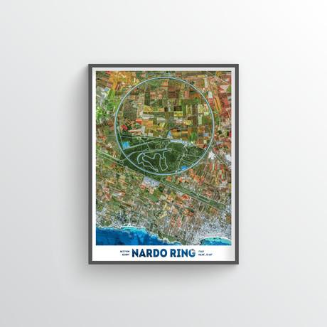 """Nardo Ring (18""""W x 24""""H)"""