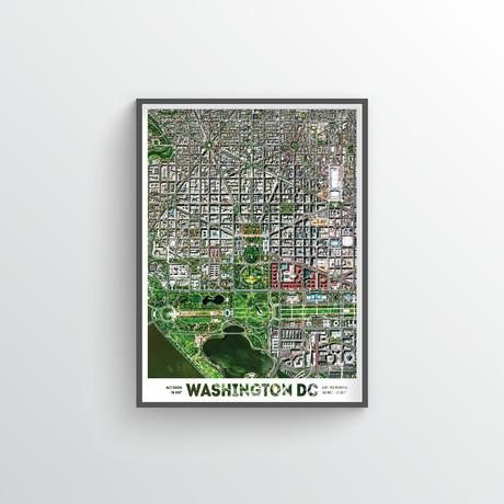 """Washington, DC (18""""W x 24""""H)"""