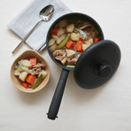 Monolithic Cookware // Sauce Pan